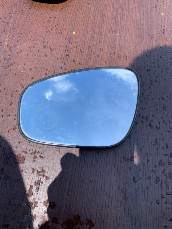 Полотно зеркала Toyota Crown AWS210 2ARFSE 2013 левое