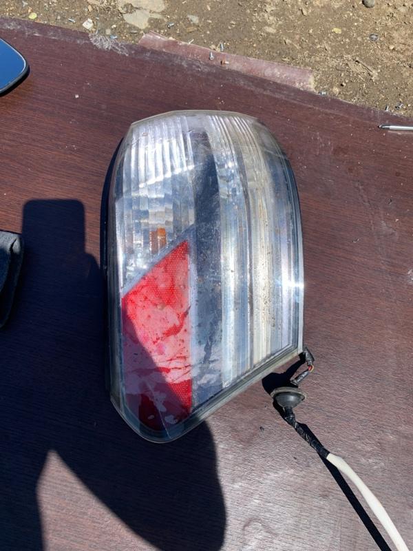 Стоп-сигнал Lexus Hs250H ANF10 2AZFXE 2011 левый