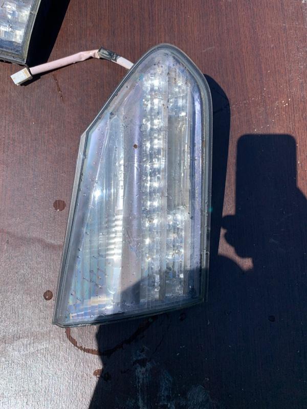 Стоп-вставка Lexus Hs250H ANF10 2AZFXE 2011 левая
