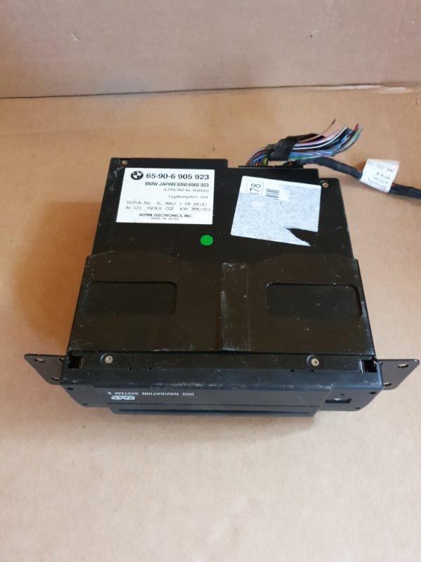 Блок управления навигацией Bmw X5 E53 M62B44 2002