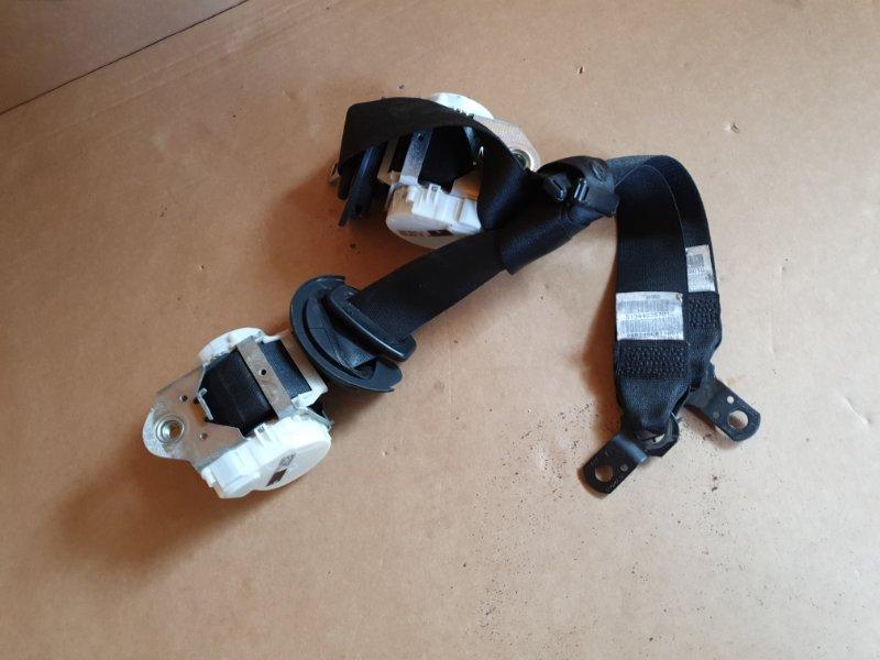 Ремень безопасности Bmw X3 E83 N52B25 2008 передний