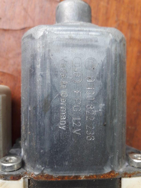 Мотор стеклоподъемников Bmw X3 E83 N52B25 2008 задний левый