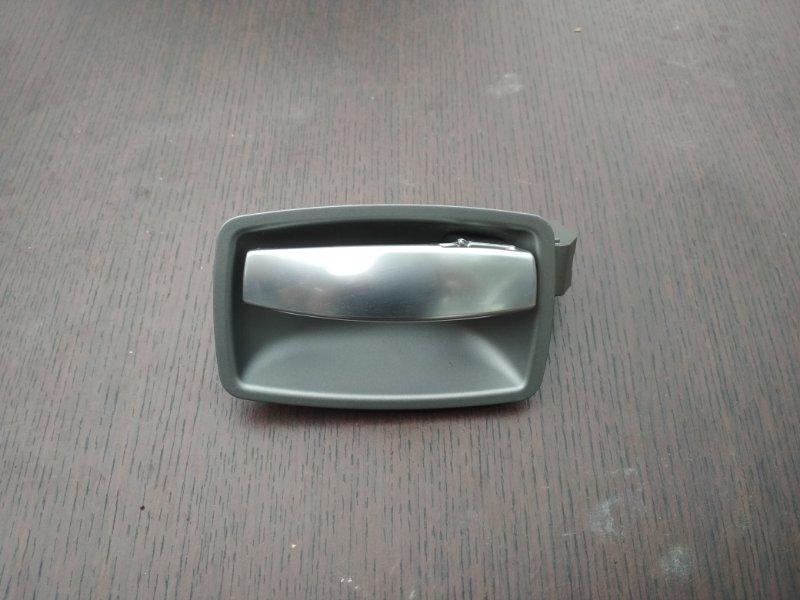 Ручка двери внутренняя Bmw 7-Series E65 N62B44A 2003 задняя левая