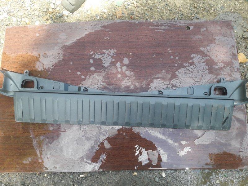 Обшивка багажника Bmw X5 E53 M54B30 2005