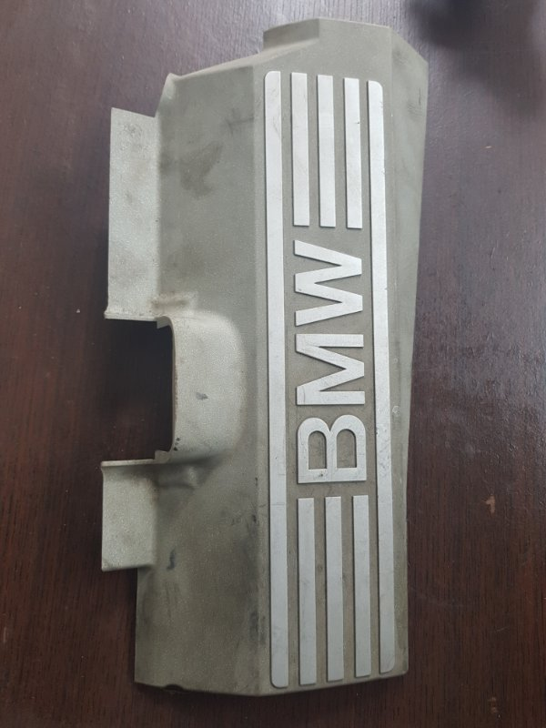 Крышка двс декоративная Bmw 7-Series E65 N62B44A 2003