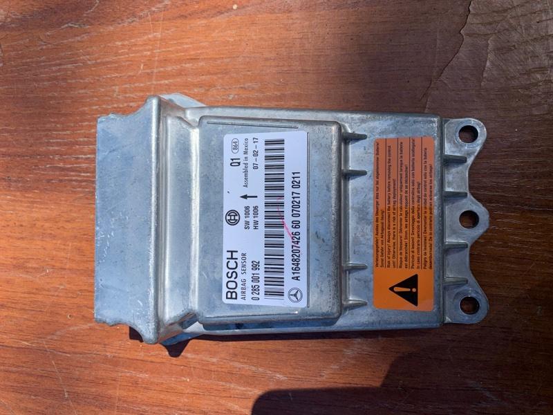 Блок управления airbag Mercedes Benz Gl-Class X164 M273E55 2007