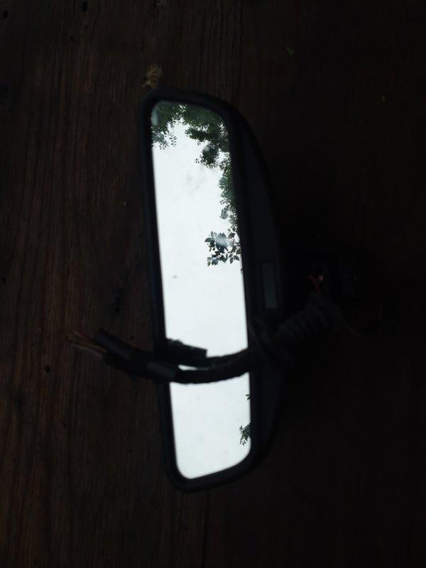 Зеркало заднего вида Bmw X3 E83 N52B25 2008