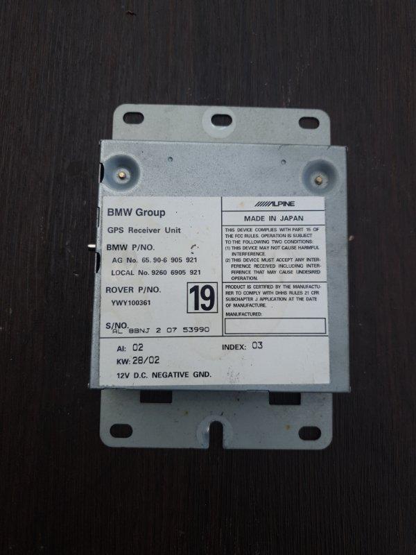 Блок управления антеной Bmw X5 E53 M62B44 2002