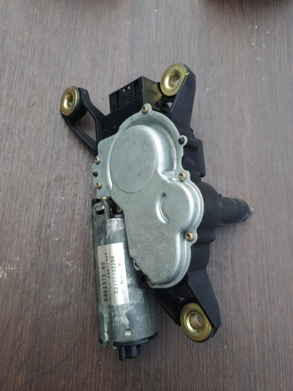 Моторчик стеклоочистителя Bmw X5 E53 M62B44 2002