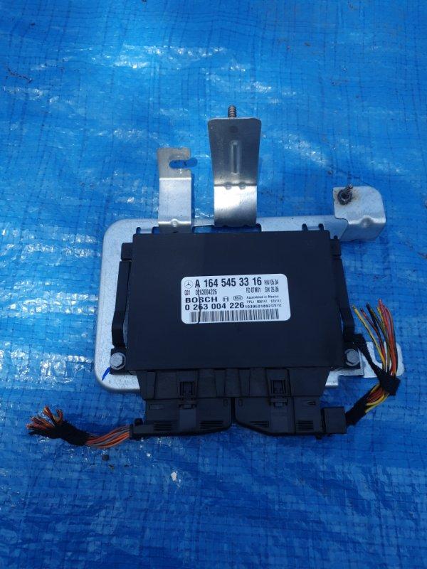 Блок управления парктроником Mercedes Benz 164.186 Ml350 4Matic W164.186 M272E35 2007
