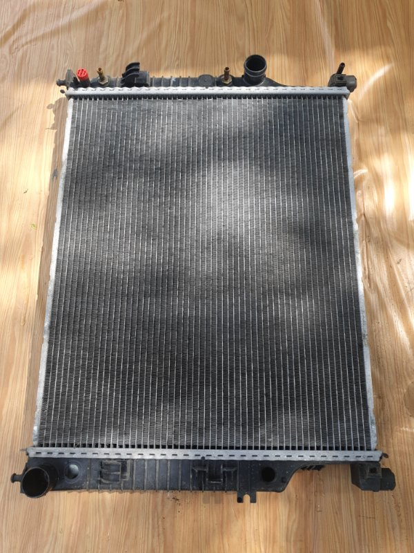 Радиатор основной Mercedes Benz Gl-Class X164 M273E55 2007