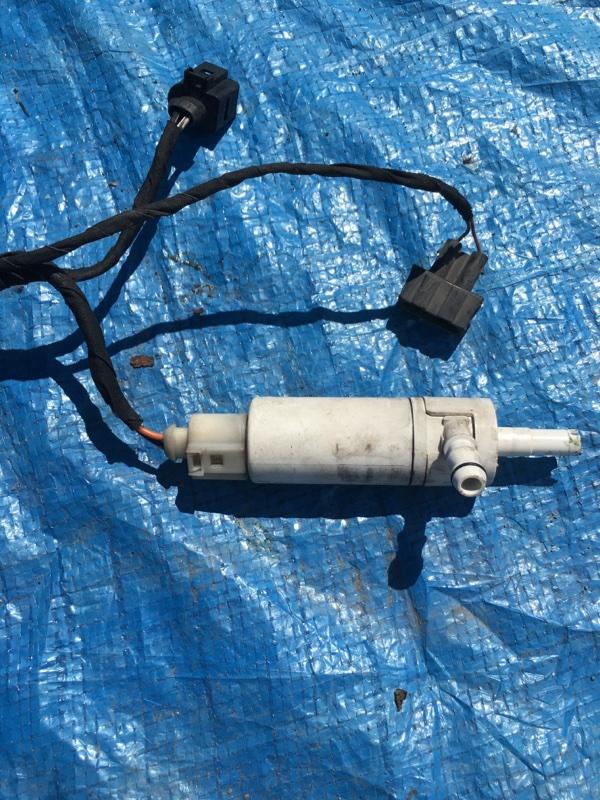 Насос омывателя Mercedes Benz 164.186 Ml350 4Matic W164.186 M272E35 2007