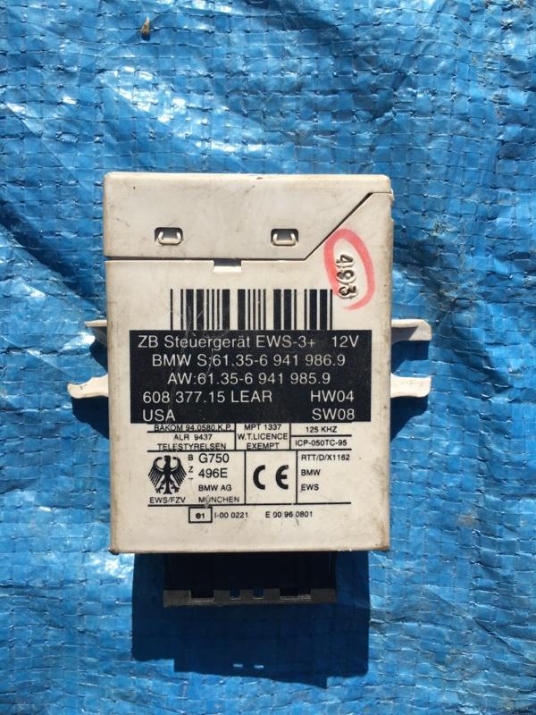 Блок управления , иммобилайзер Bmw X5 E53 N62B44 2005