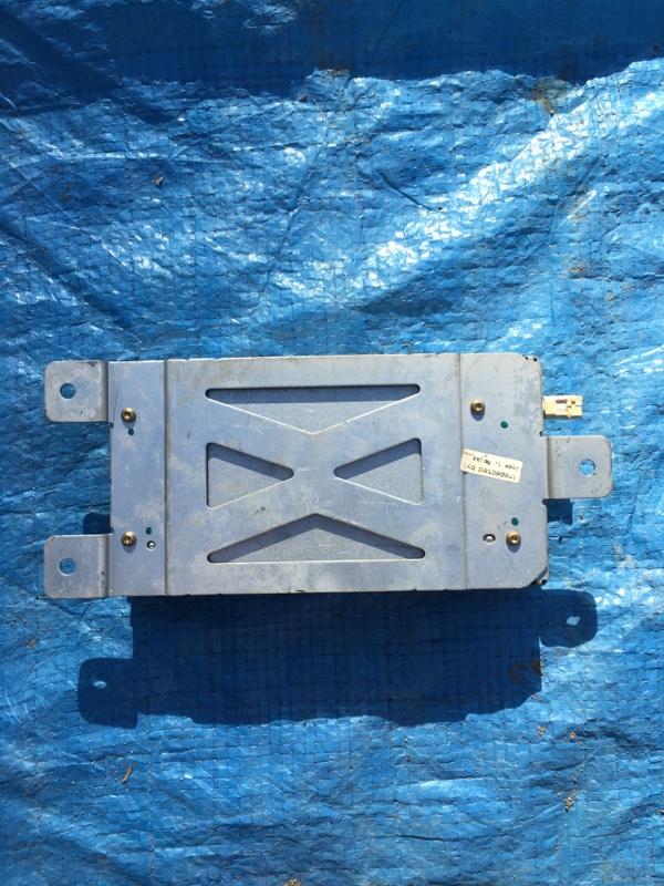 Блок управления телефоном Bmw X5 E53 N62B44 2005