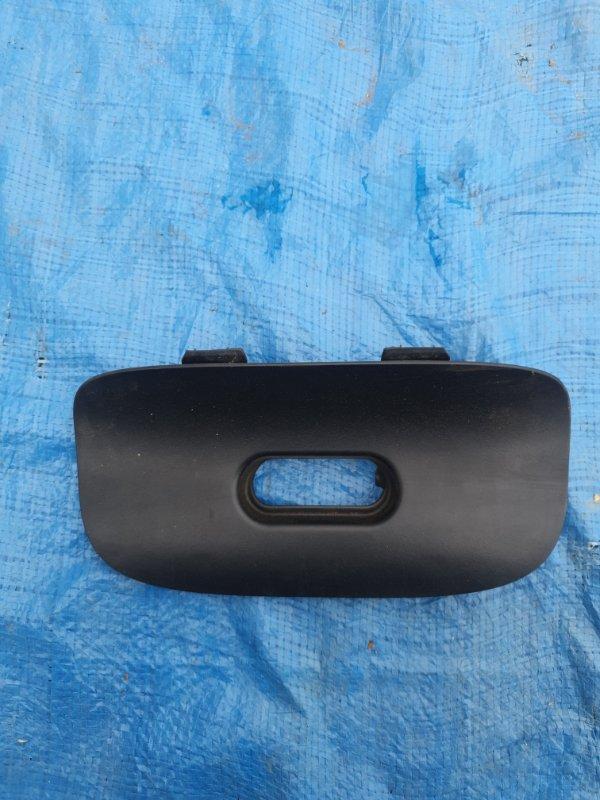 Накладка на бампер Bmw X5 E53 M62B44 2002 задняя