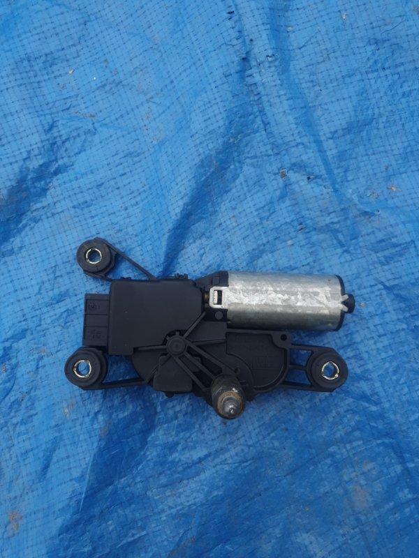 Моторчик стеклоочистителя Bmw X5 E53 N62B44 2005