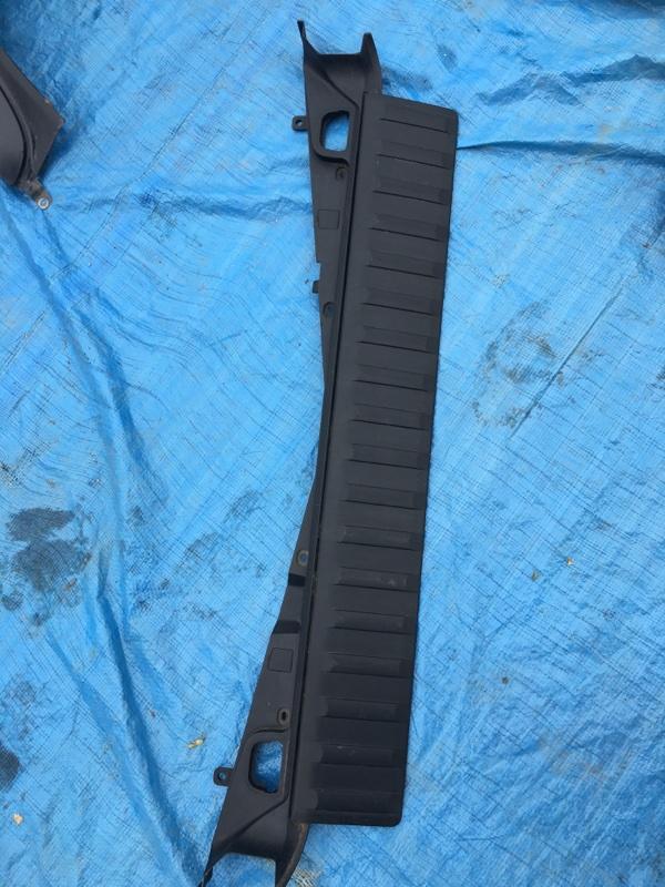 Обшивка багажника Bmw X5 E53 N62B44 2005