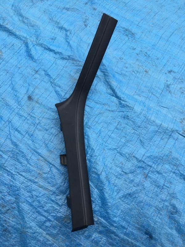 Порожек пластиковый Bmw X5 E53 N62B44 2005 задний правый