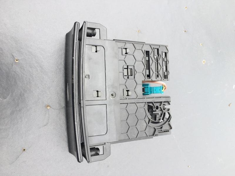 Пепельница Mercedes Benz 164.186 Ml350 4Matic W164.186 M272E35 2007 передняя