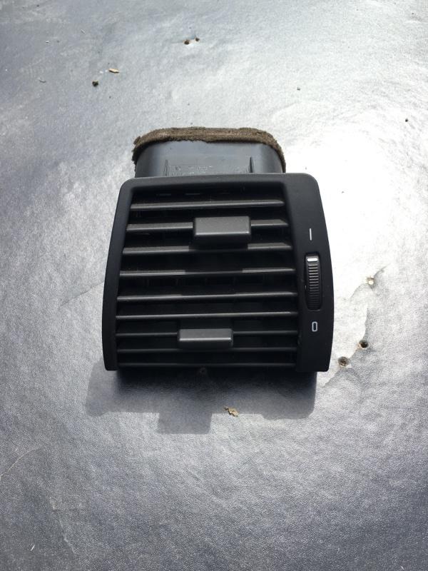 Дефлектор воздушный Bmw X5 E53 M54B30 2002 передний левый