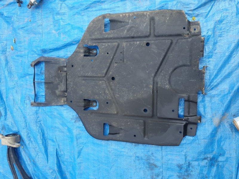 Защита двигателя Mercedes Benz 164.186 Ml350 4Matic W164.186 M272E35 2007