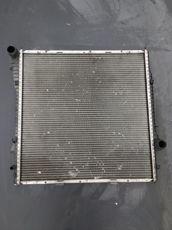 Радиатор основной Bmw X5 E53 M54B30 2002