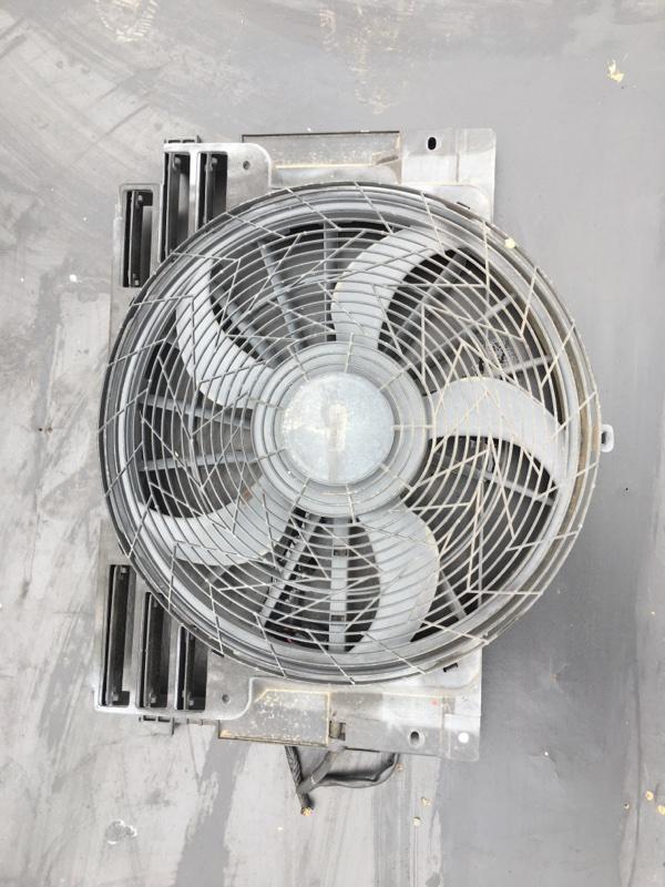 Вентилятор охлаждения Bmw X5 E53 M54B30 2002