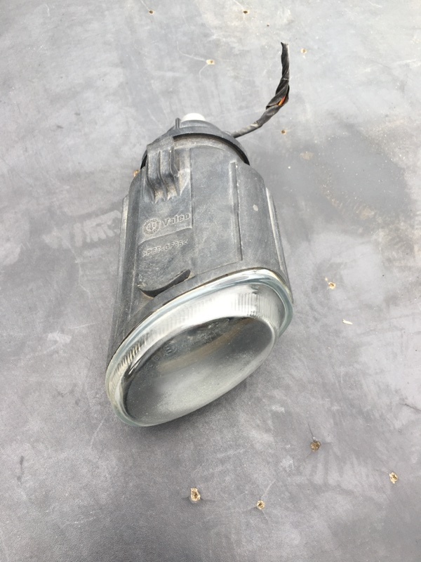 Противотуманная фара Bmw X5 E53 M54B30 2002 передняя левая
