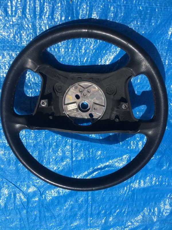 Руль Bmw X5 E53 M54B30 2002