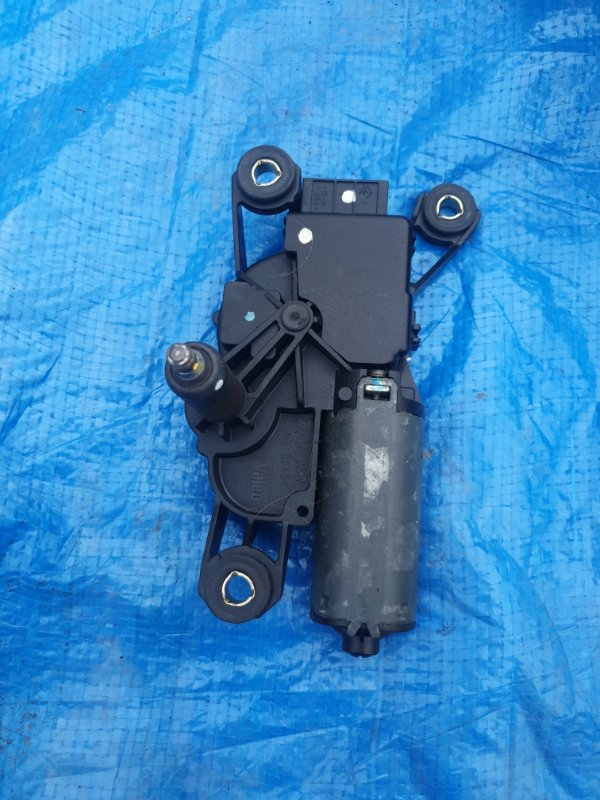 Моторчик стеклоочистителя Bmw X5 E53 M54B30 2002