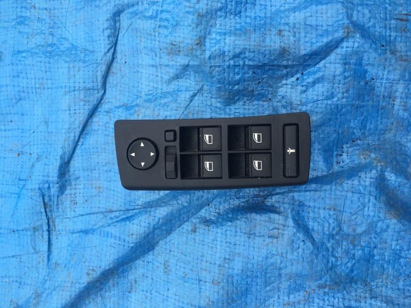 Блок управления стеклоподъемниками Bmw X5 E53 M54B30 2002