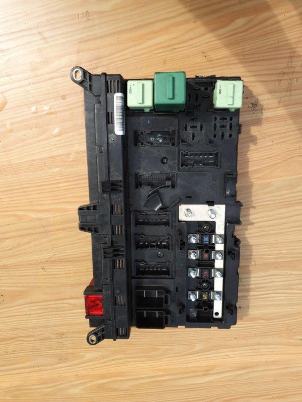 Блок предохранителей Bmw X5 E53 M54B30 2002