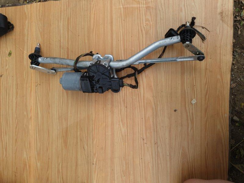 Моторчик стеклоочистителя Bmw X3 E83 N52B25 2008