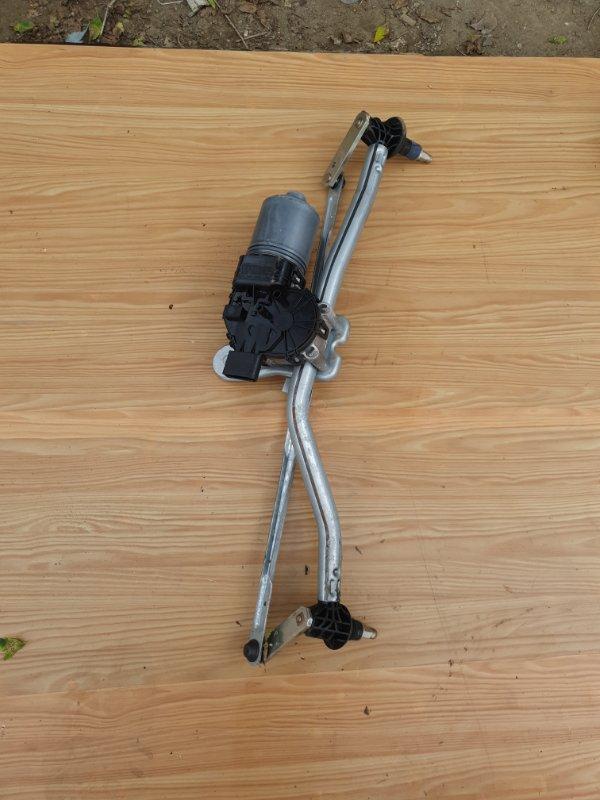 Моторчик стеклоочистителя Bmw X3 E83 N52B25 2006