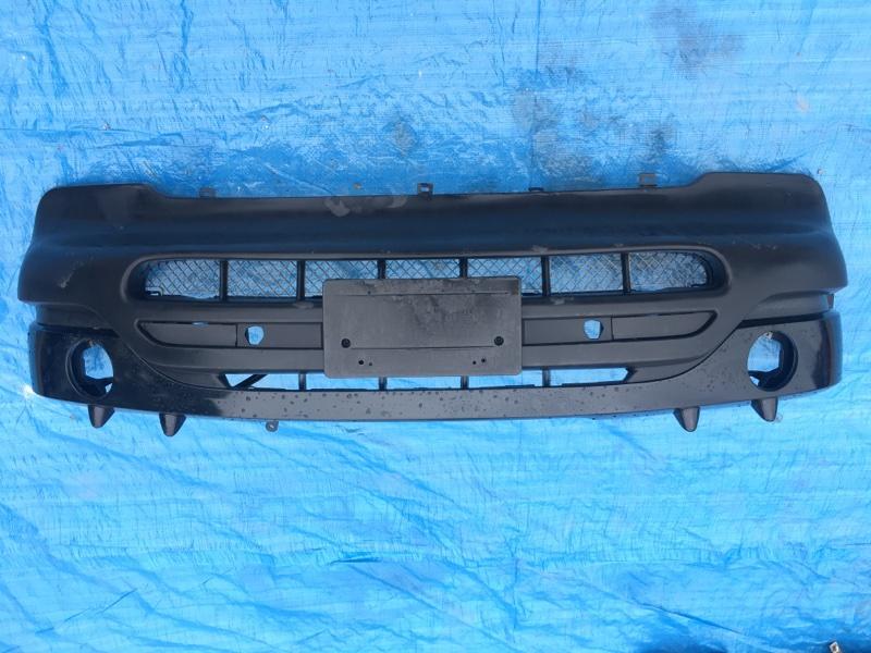 Бампер Bmw X5 E53 M62B44 2002 передний
