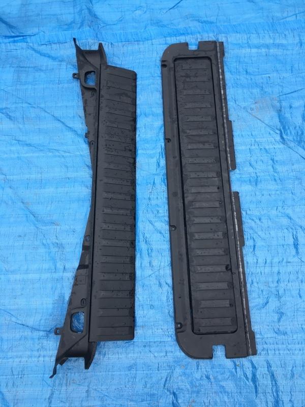 Обшивка багажника Bmw X5 E53 M62B44 2002