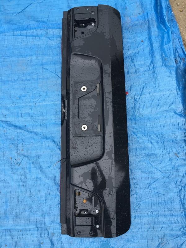 Крышка багажника Bmw X5 E53 M62B44 2002