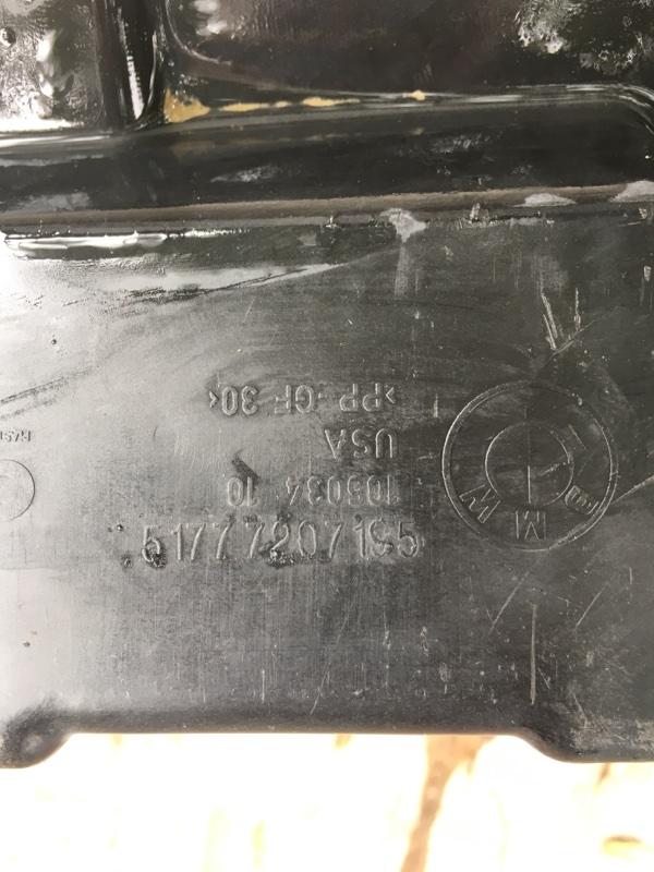 Кронштейн порога Bmw X5 E53 M62B44 2002 левый