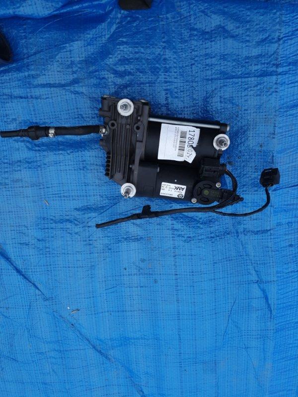 Компрессор пневмоподвески Bmw X5 E70 N52B30 2007