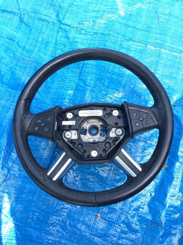 Руль Mercedes Benz 164.186 Ml350 4Matic W164.186 M272E35 2007