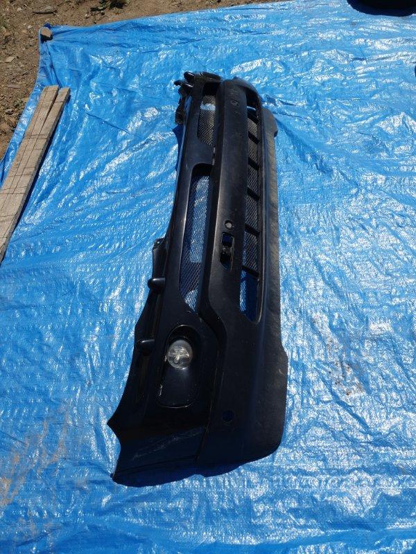 Бампер Bmw X5 E53 N62B44 2005 передний