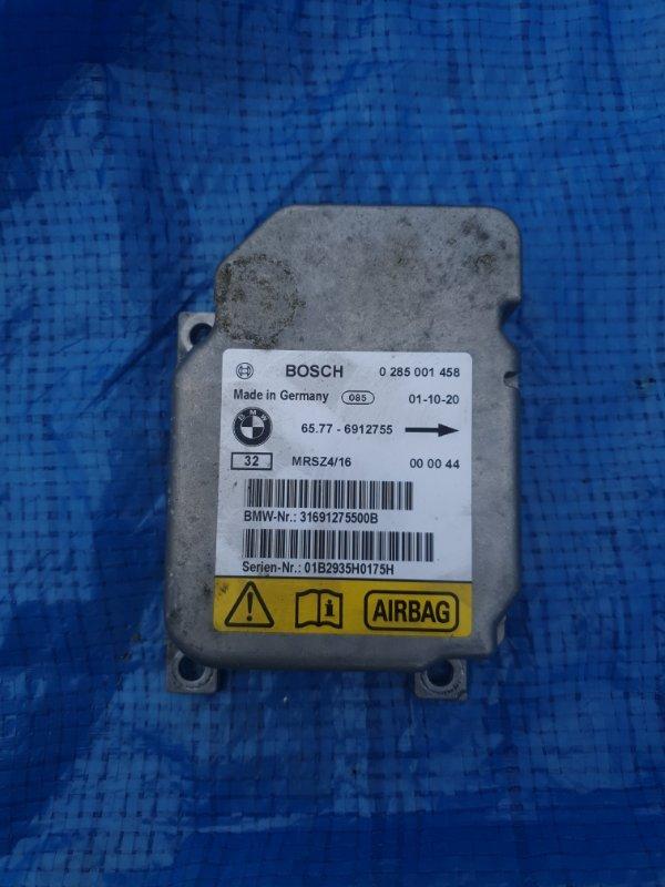 Блок управления airbag Bmw X5 E53 M62B46 2001