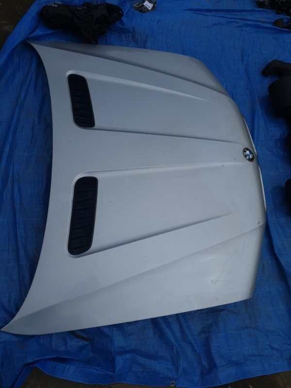 Капот Bmw X5 E53 M62B46 2001