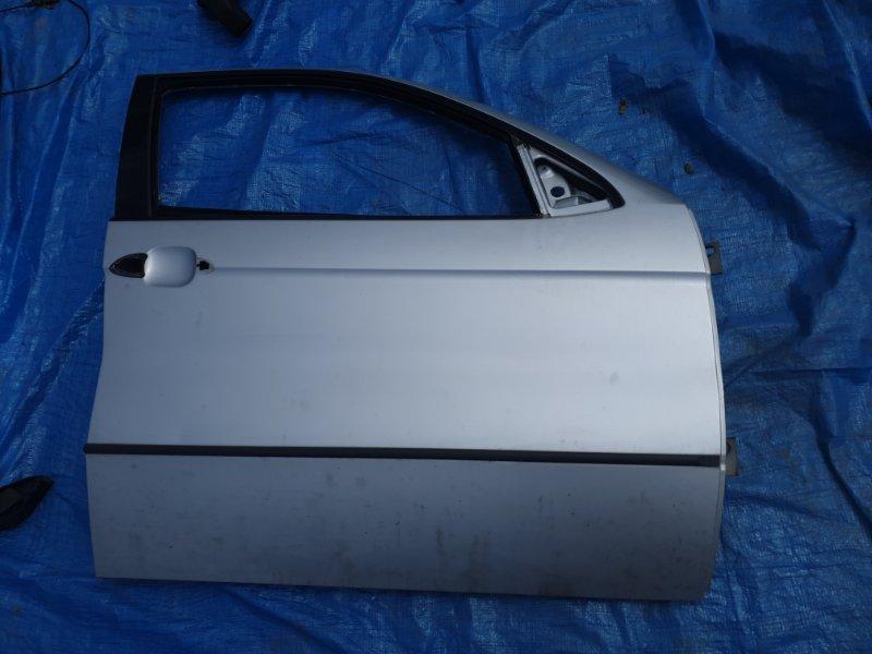 Дверь Bmw X5 E53 M62B46 2001 передняя правая