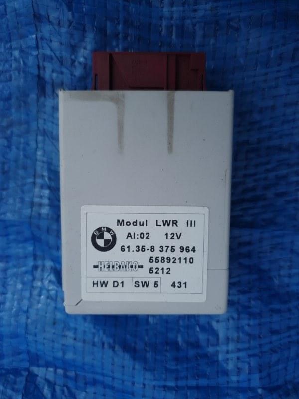 Блок управления наклона фар Bmw X5 E53 M62B46 2001