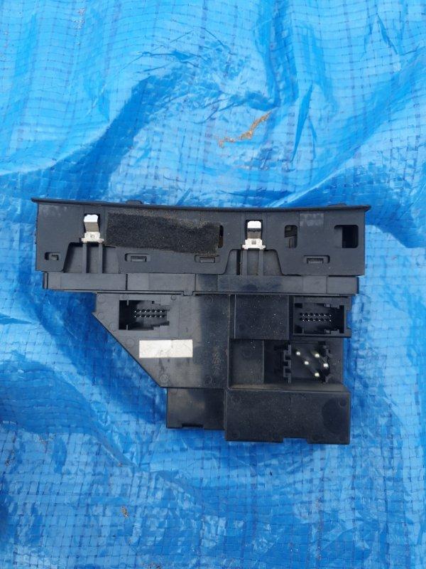 Блок упр. стеклоподьемниками Bmw X5 E53 M62B46 2001 передний левый