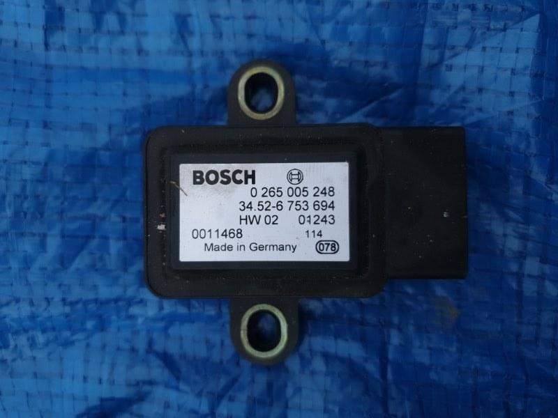 Датчик ускорения Bmw X5 E53 M62B46 2001
