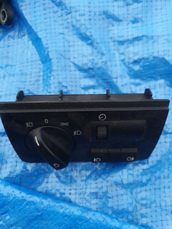 Переключатель света фар Bmw X5 E53 M62B46 2001