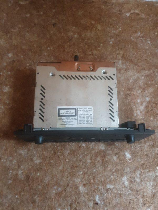 Магнитола Bmw X3 E83 N52B25 2008