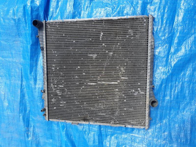 Радиатор основной Bmw X5 E53 M62B46 2001